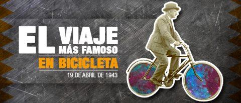 El viaje más famoso en bicicleta