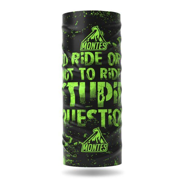 Cuello Montés Ride Green