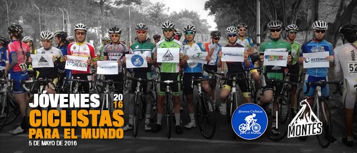 Jovenes Ciclistas para el Mundo