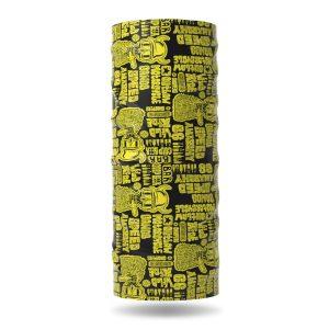 Cuello Montés Yellow 66