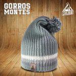 Gorro gris Montés