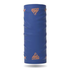 Cuello Montés Azul Rey